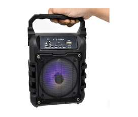 Parlante Bluetooth Wireless Speaker Kts-1050a