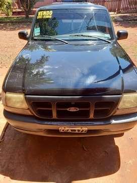 En venta, camioneta Ford Ranger 2004, doble cabina