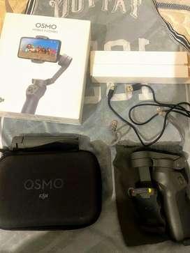 Estabilizador Osmo Mobile 3 combo