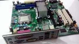 Board Intel socalo 775 Dg41ty