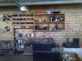 auxiliar de carpinteria urgente