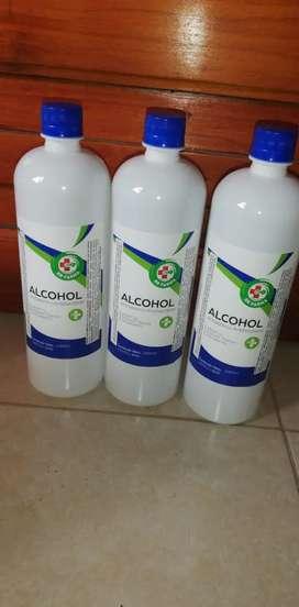 Alcohol con registro