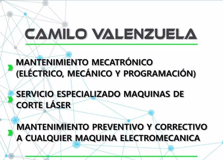Mantenimiento eléctrico, electromecánico y mecatrónico