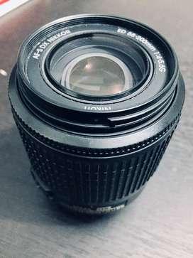 Lente AF-S DX Nikkor 55-200mm 1:4-5.6G ED