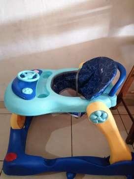 Andador de bebé marca baby