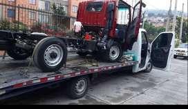 servicios de transportes de camiones
