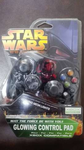 CONTROL XBOX STAR WARS
