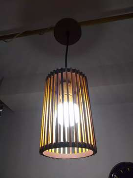 Lámparas artesanal