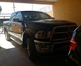 Dodge RAM 2500 Laramie Td At 4x4 C/doble (325hp)