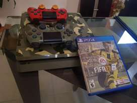 Playstation 4 slim de 1tb edición especial