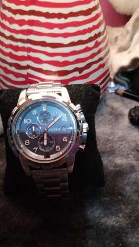 reloj fossil vendo
