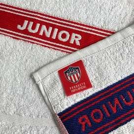 Toalla oficial atlético junior