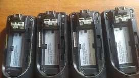 Remato Telefonos Inalámbricos Panasonic Referencias variadas Funcionales o repuestos