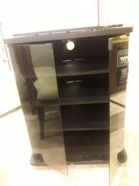 Mueble Tipo Vitrina - Mesa para TV