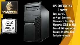 COMPUTADOR CORE I7 DE 4 GENERACIÓN
