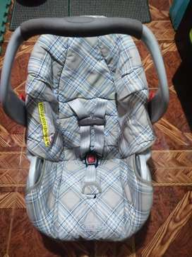Silla Bebé para Carro, Marca Graco