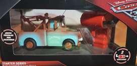 CARS MATE A Control Remoto Original Disney Pixar NUEVO EN CAJA