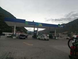 Venta de gasolinera