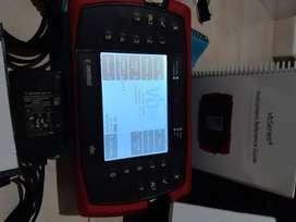 Equipo para análisis de vibraciones Marca: General Electric Modelo: COMMTEST VB8