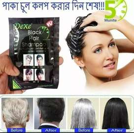 DEXE Black Hair Shampoo