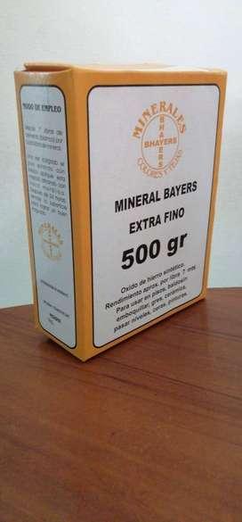 Mineral para pisos ,