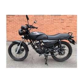 Moto Nkd 125 como nueva