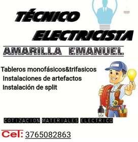 """""""Electricista """""""