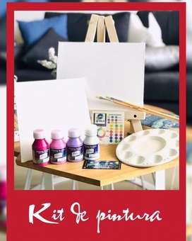 Kit de Pintura para Niños y Jovenes