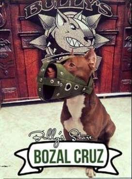 BOZAL TIPO CRUZ