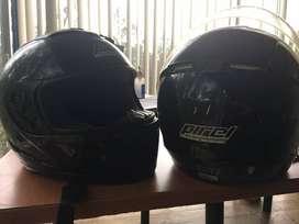 vendo 2 cascos