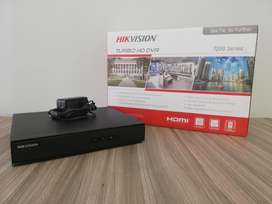 DVR 4 CANALES HK-DS7204HGHI-F1