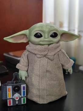 """Baby Yoda """"Grogu"""" Animatronic"""