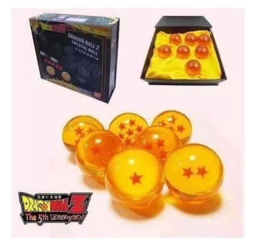 Esferas Del Dragón de Dragón Ball Z Goku 0