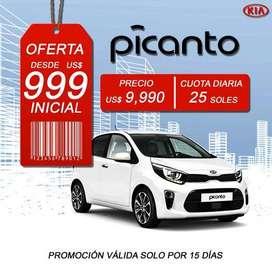 Kia Picanto 2022 Liquidación