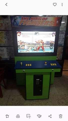 Máquina LCD de 42 pugadas