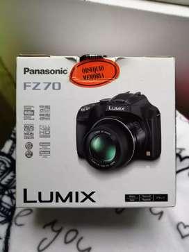 Vendo panasonic lumix DMC-FZ70