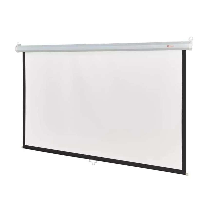 Se vende proyector video beam  con pantalla 0