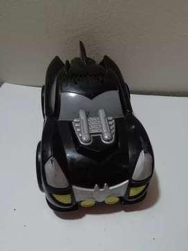 Carro Clasico de Batman Mattel, 2007
