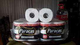 Planchas papel paracas
