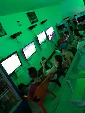 Venta Negocio para trasladar, por viaje al exterior: Sala Internet, Vídeo Juegos, Papelería, Etc.