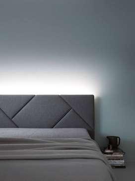Hermosos espaldares y base camas, para la decoración de tu dormitorio.