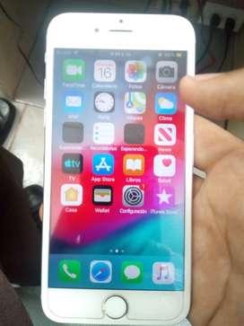 Cambio iphone 6 de 64 gigas, tal como esta en las fotos, cambio por celular de misma gama