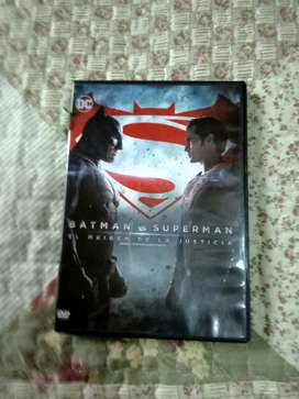 Batman Vs Superman,dvd original