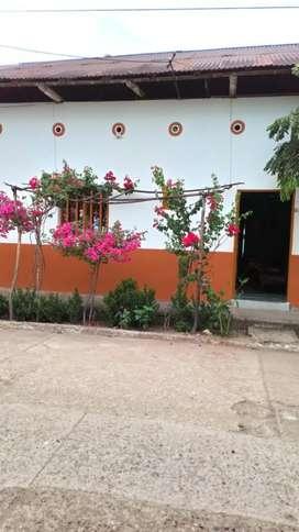 Se Vende Casa Citio Turístico