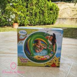 Piscina Inflable Winnie The Pooh