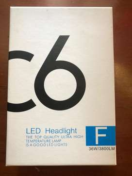 Luces led h7