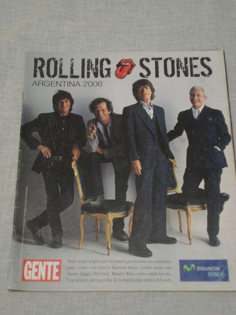Revista de Los Rolling Stones 0