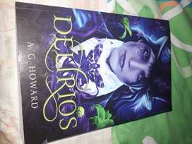 "SE VENDE 2DO LIBRO DE LA SAGA ""SUSURROS"" DE A.G HOWARD"