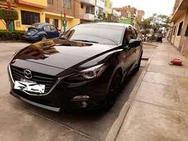 Mazda3 full 2015 mod 2016 km 54000 ..$13800 A Tratar