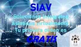 Servicio de asitencia administrativa virtual